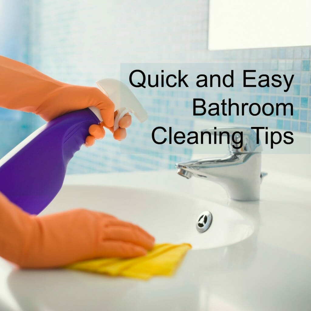 quick and easy bathroom cleaning tips rh fivestarbathsolutions com easy cleaning tips bathroom tips cleaning bathroom grout