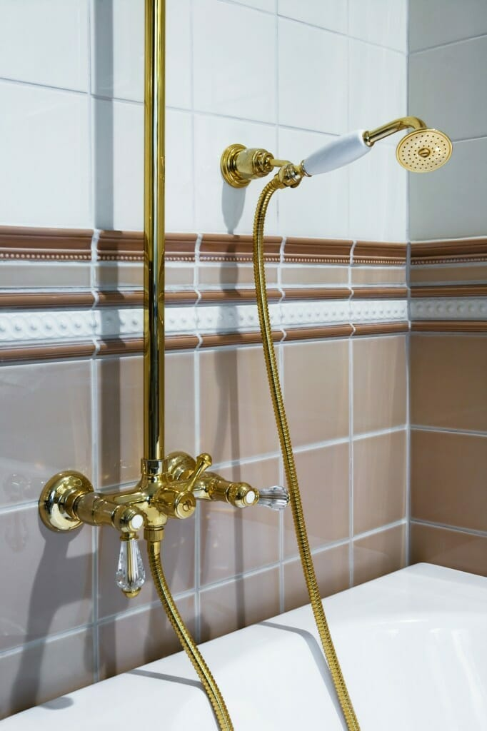 How To Clean Gold Faucets Maintaining And Cleaning Plated Bathroom Fixtures Image
