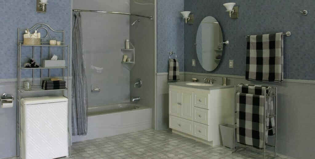 Renovate the bathroom to increase your home s value for I bathroom solutions