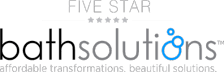 Five Star Bath Solutions of Greenville Bathroom Remodeler