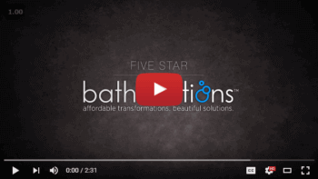 Welcome video for Five Star Bath Solutions of  , AB