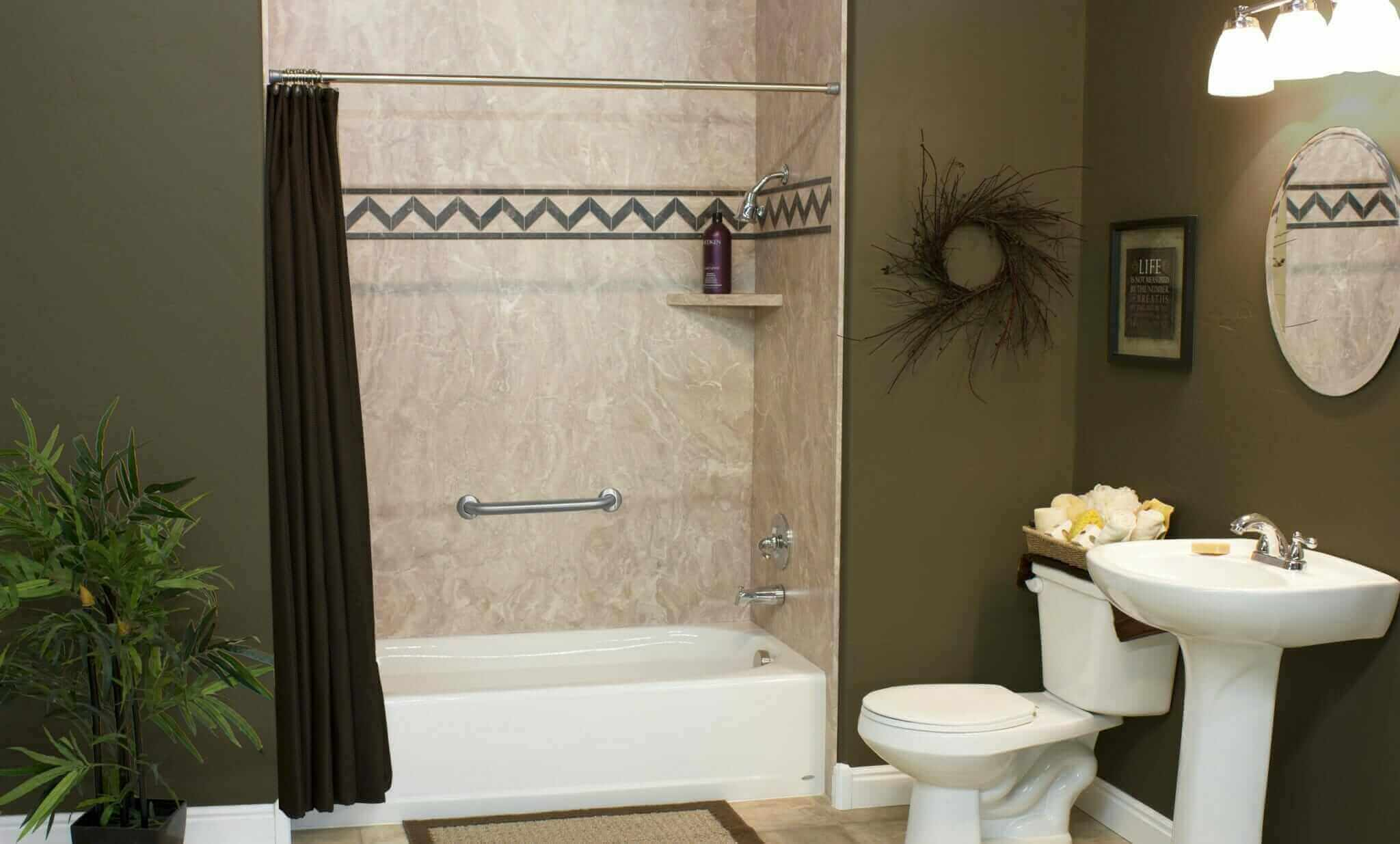 Caring for Your New Acrylic Bathtub