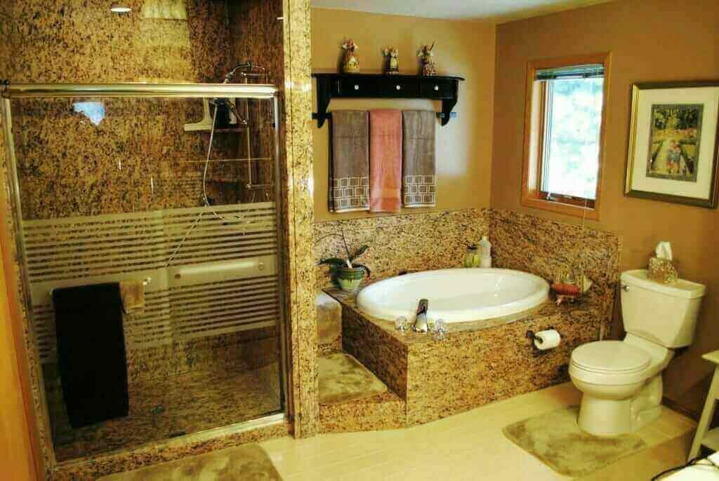 Sanitizing the Bathroom from Top to Bottom -
