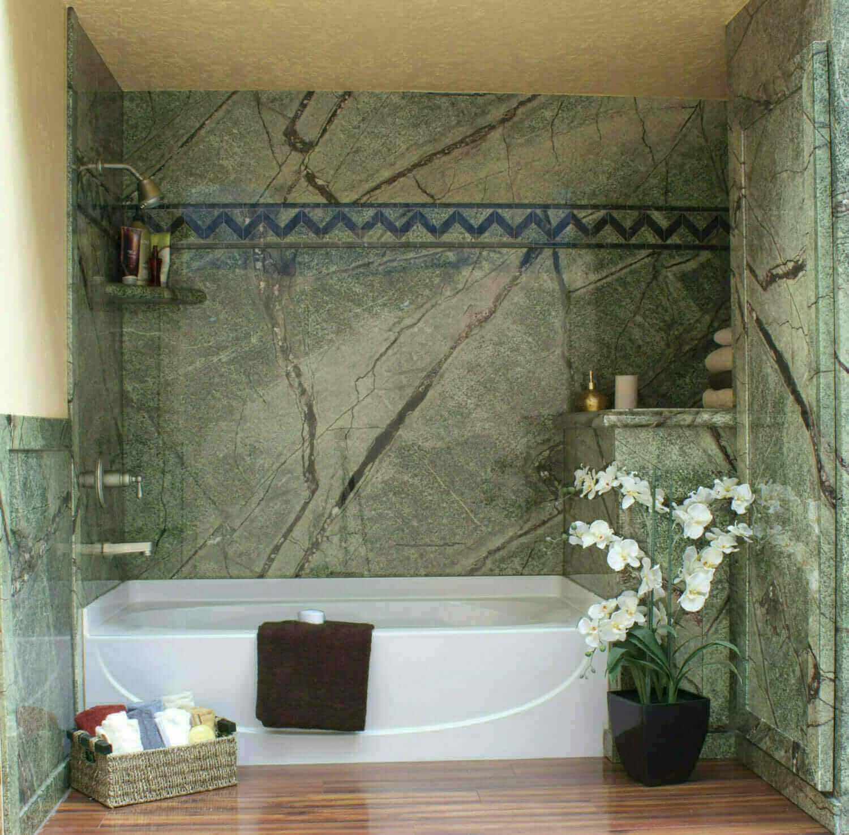 Bismarck professional bathroom remodeling five star bath for Professional bathroom renovations