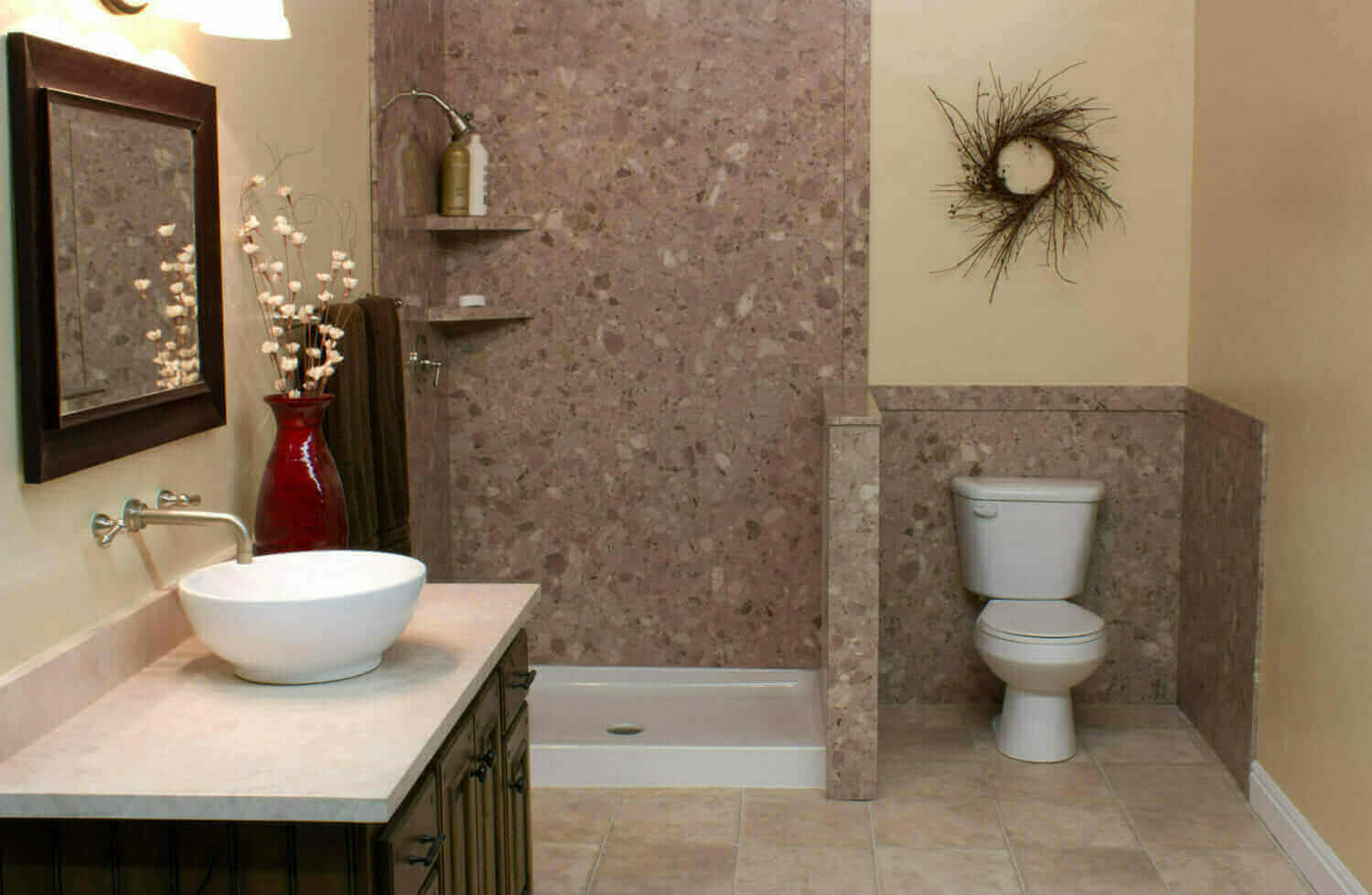 Marietta professional bathroom remodeling five star bath for Professional bathroom renovations