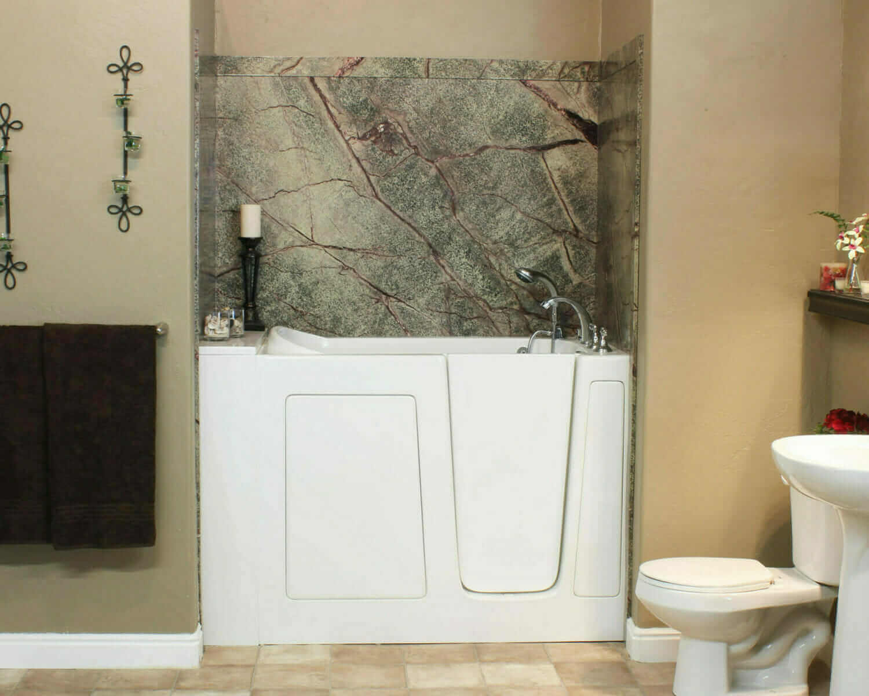 Louisville WalkIn Tubs Installers Five Star Bath Solutions Of - Bathroom remodel elizabethtown ky