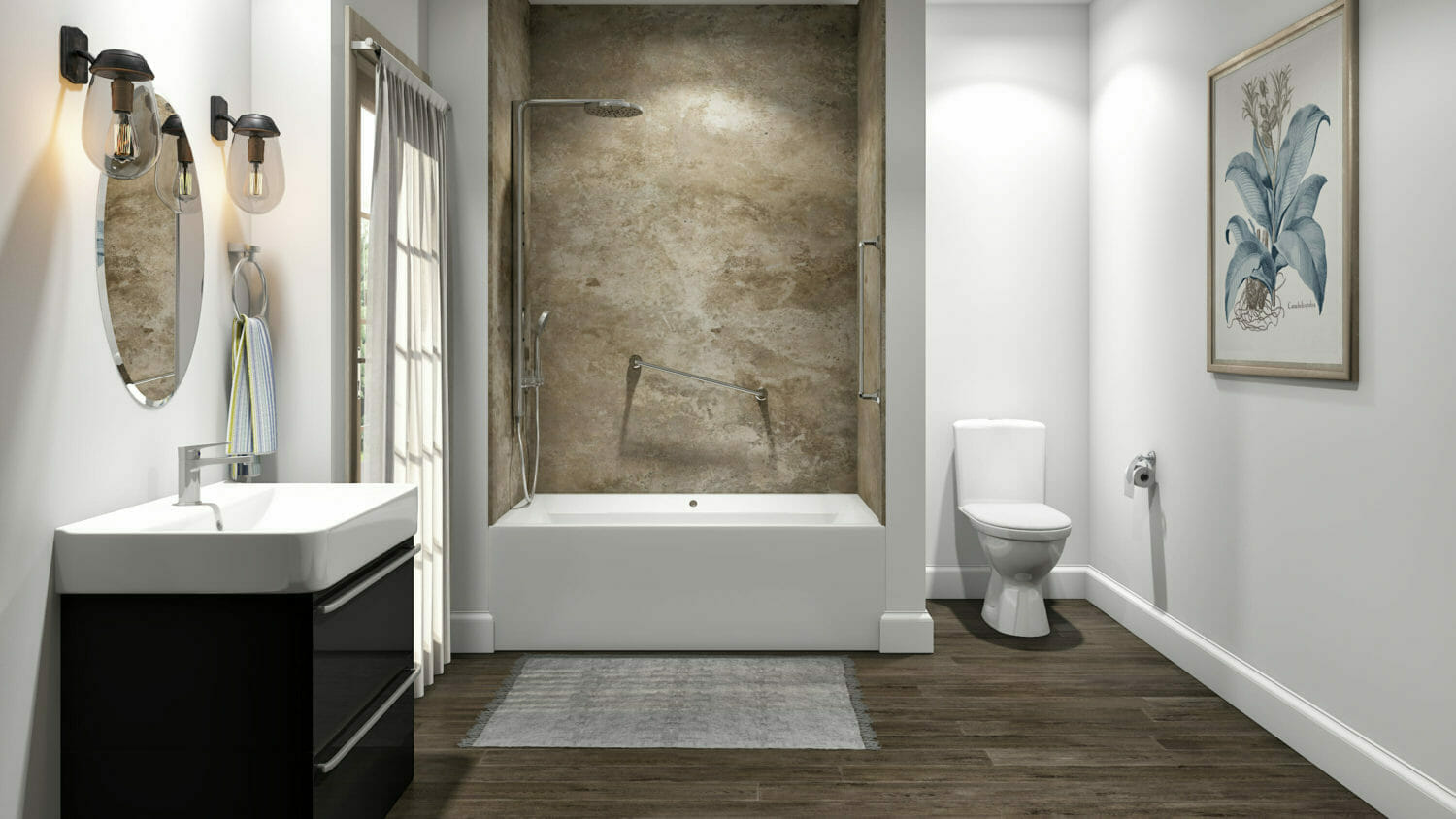 Norfolk Shower Conversions Five Star Bath Solutions Of