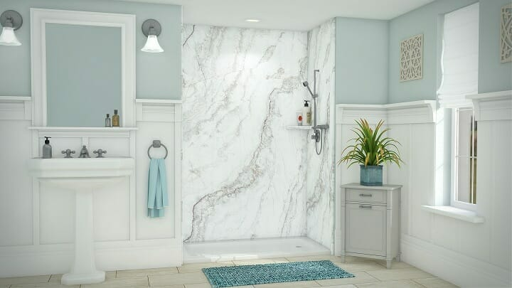 Home Improvement through bathroom remodeling